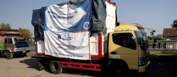 ITB Kirim Alat Instalasi Pengolahan Air untuk Gempa Lombok