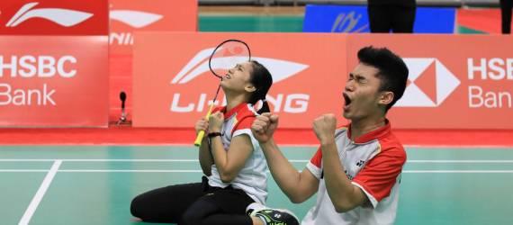 Tidak Disangka, Duo Junior Indonesia Ini Mengejutkan dan Terkejut Oleh Prestasinya Sendiri