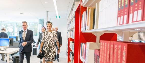 Perpustakaan Terbesar di Dunia Tentang Indonesia Dibuka di Eropa