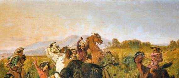 Lukisan Raden Saleh Ini Berharga Ratusan Milyar