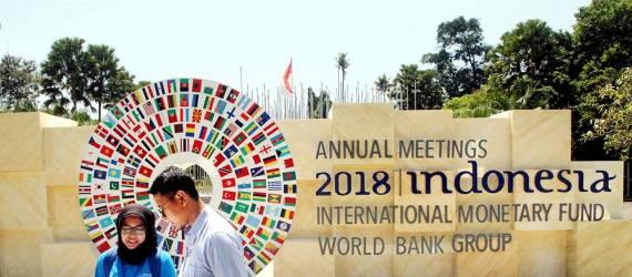 2.565 Paket Wisata Ludes Terjual di Pertemuan IMF-Bank Dunia