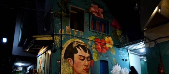 Sudut Kota Solo yang Ramai Pengunjung Siang dan Malam
