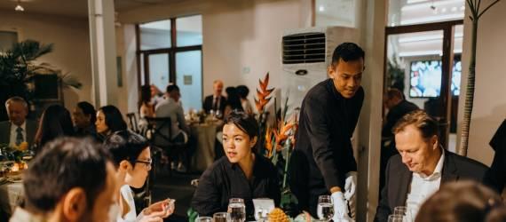 Dialog Kuliner Indonesia-Jerman di Magic Hour Dinner