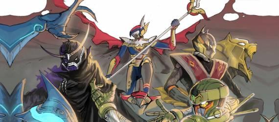 Komik Superhero Nusa V dari Indonesia Rilis di Asia Tenggara