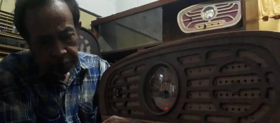 Penyambung Nyawa Radio Antik