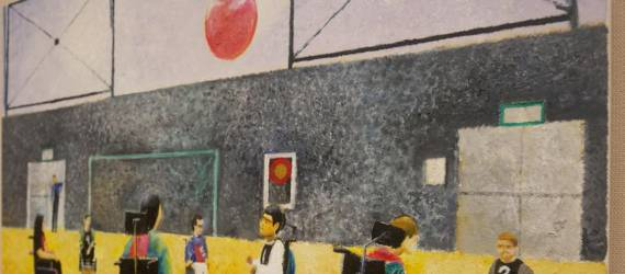 Pelukis Difabel Indonesia yang Meraih Mimpinya di Australia
