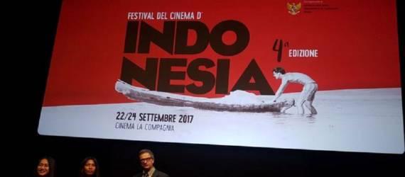 """Diputar di Italia, Film """"Ini Kisah Tiga Dara"""" Mendunia"""