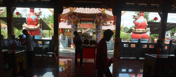Jamasan Klenteng Sebagai Tradisi Kearifan Lokal