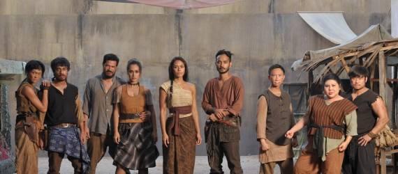 'Grisse', Serial Pejuang di Masa Penjajahan Belanda Tayang di HBO