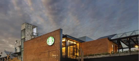 Pengalaman Unik Kopi Indonesia di Gerai Starbucks Terbesar di Asia Tenggara