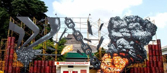 Biennale Jogja Hadir Kembali dengan Konsep Berbeda, Mengilhami Produk Tetangga
