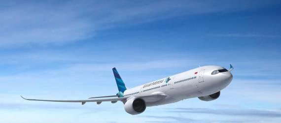 Garuda Indonesia Menjadi Maskapai Paling Tepat Waktu Se-Asia Tenggara