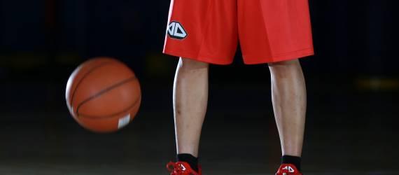 Sepatu Basket yang Serba Pertama untuk Indonesia