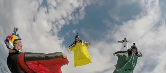 Spesies Mamalia Terbang Asli Indonesia ini Menginspirasi Olahraga Wingsuit Flying
