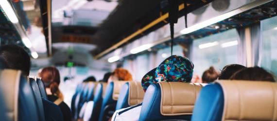 Surabaya Punya Bus Tingkat Loh!