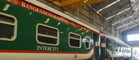 Bangladesh Pesan 250 Kereta Api Super Kuat dari PT. INKA