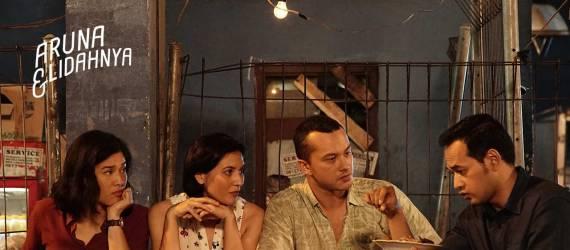 'Aruna & Lidahnya' Raih Penghargaan di Osaka Asia Film Festival 2019