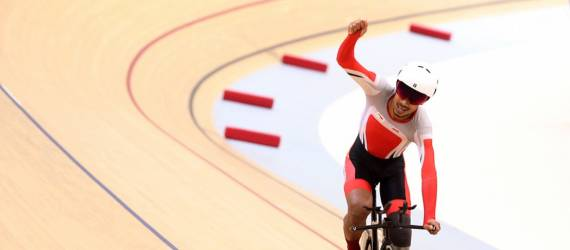 Atlet Paracycling Asal Indonesia Raih Emas di Asia Road Cycling 2019