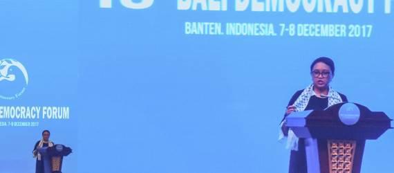 Demokrasi Indonesia Jadi Inspirasi Demokrasi Di Afrika Utara dan Timur Tengah