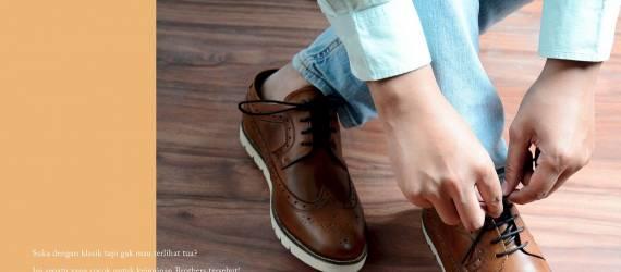 Sepatu Brodo, dari Kamar Kos ke Panggung Dunia