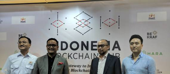 Blockchain Hub Pertama di Indonesia Resmi Dibuka