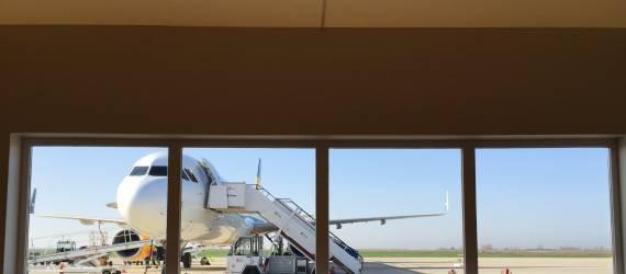 Bandar Udara di Indonesia Sibuk