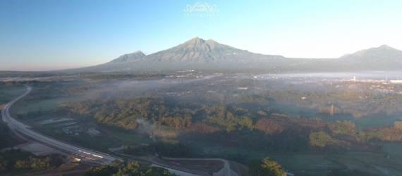 Ini Jalur Tol Bandung - Tasikmalaya - Cilacap - Yogyakarta - Solo