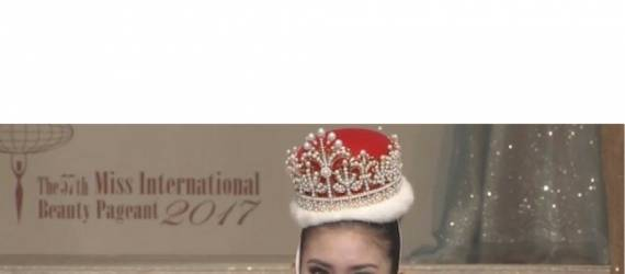 Kontestan Indonesia Resmi Menyandang Gelar Miss International 2017