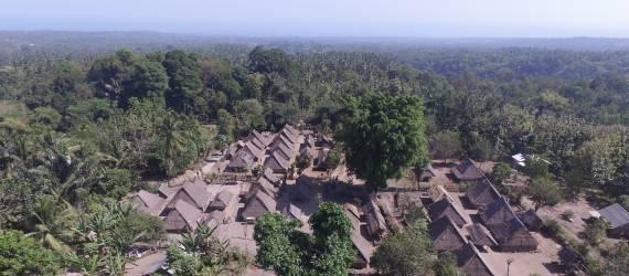 Kisah Rumah-Rumah Adat Warisan Leluhur yang Selamat dari Gempa Lombok