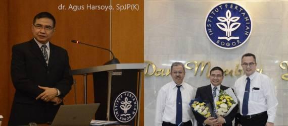 Dokter TNI AD Tempuh S3 di IPB, Temukan Sel Punca yang Bisa Gantikan Terapi Pacu Jantung Tetap