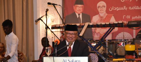 Indonesia Raih Penghargaan Tertinggi Melalui Perwakilan Dubes RI