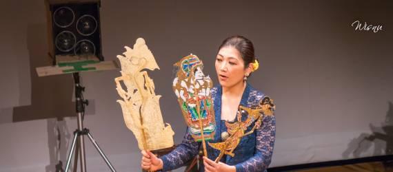Hana Joss, Memopulerkan Wayang di Negeri Sakura
