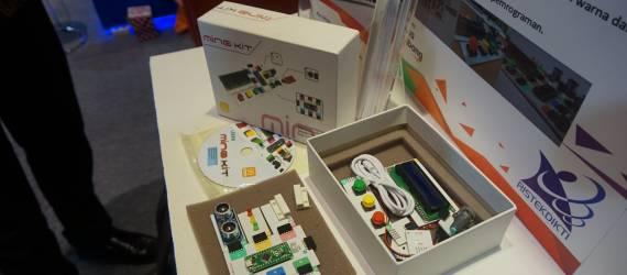 Mino Kit, Panduan Dasar dan Mudah Robotika