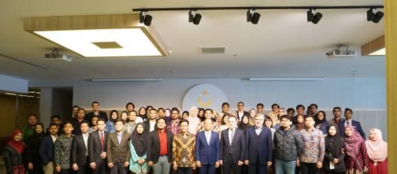 Tiga Pemuda Indonesia Inisiasi Komunitas Pelajar ASEAN di Turki