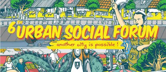 Merayakan Kewargaan, 6th Urban Social Forum Digelar di Solo