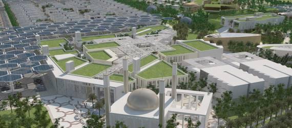Indonesia Berencana Memiliki 1000 Eco-mosque di Tahun 2020