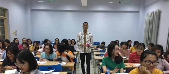 Resmi Untuk Pertama Kalinya Bahasa Indonesia di Ajarkan di Hanoi