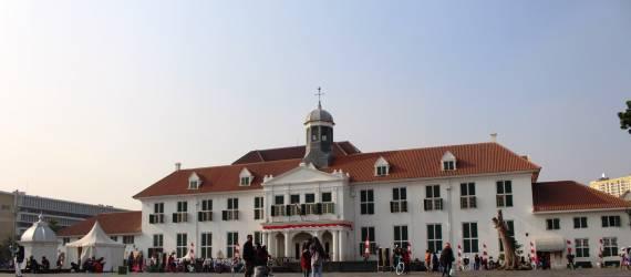 8 Situs Warisan UNESCO Di Indonesia , Kota Tua Jakarta Akan Jadi Yang Ke 9?