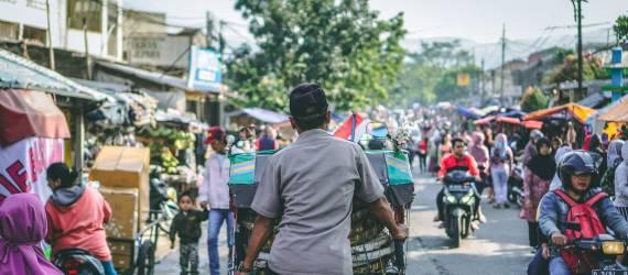 Ternyata Hidup di Indonesia Itu Terjangkau, Kok Bisa?