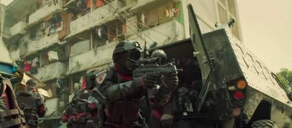 Film Foxtrot Six: Nuansa Perang Terminator di Indonesia