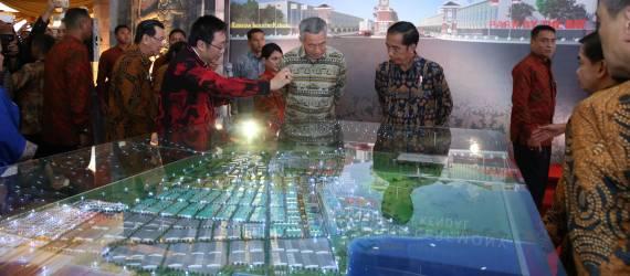 Indonesia dan Singapura Meningkatkan Kerjasama