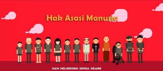Catatan Positif Penegakan HAM di Indonesia