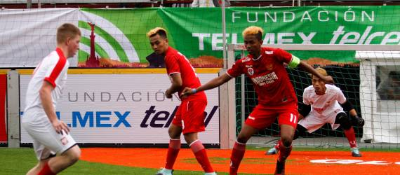Timnas Indonesia Raih Penghargaan di Homeless World Cup 2018
