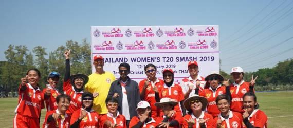 Kriket Putri Indonesia Naik Dua Peringkat di Dunia