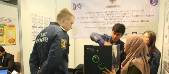 Mahasiswa USU dan Undip bawa pulang Medali Emas dari Moskow