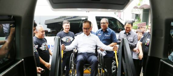 Kemensos Ikut Manjakan Penyandang Disabilitas saat Perhelatan Asian Para Games 2018 Nanti
