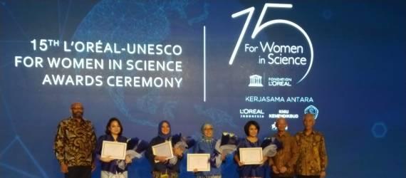 Mengenal Empat Ilmuwan Perempuan Kebanggaan Indonesia