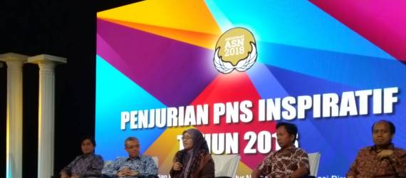 Yuk Intip Profil 5 Besar PNS Inspiratif 2018!