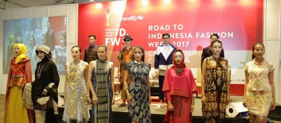 Kain Tenun NTT Akan Hadir di IFW 2019