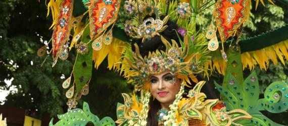 Banyuwangi Ethno Carnival, Parade Budaya yang Padukan Unsur Tradisional-Modern